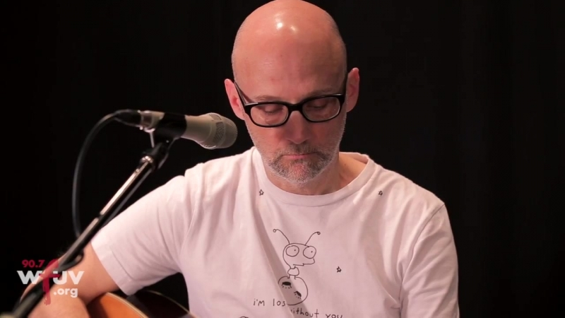 Moby - The Sorrow Tree (Live at WFUV)