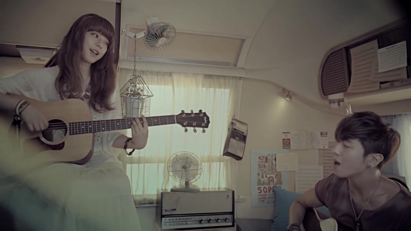 JUNIEL(주니엘) - 바보 (With 정용화 of CNBLUE) M_V