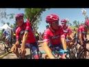 Континентальная команда Минск на церемонии открытия велогонки Тур Синтая 2018