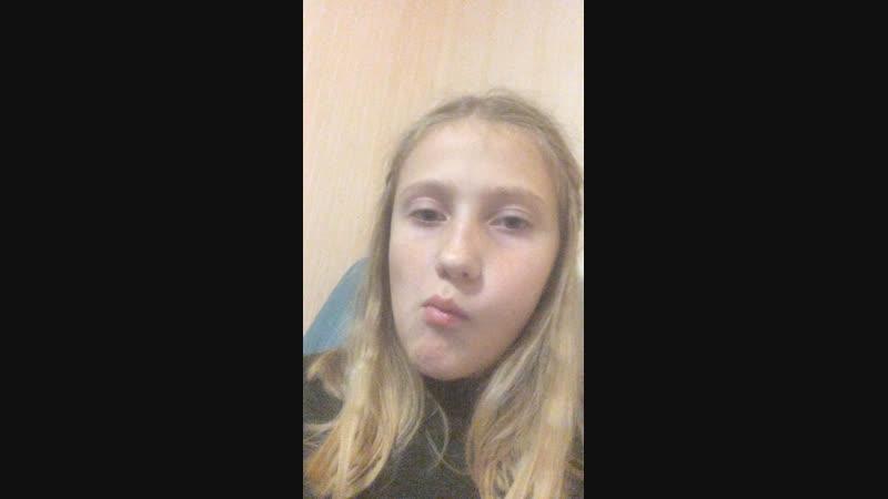 Анастасия Ходакова — Live