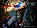 Devil May Cry 4 Blackened Angel Dante battle 1