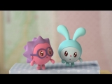 Малышарики - все серии подряд- Сборник 1 - Развивающие мультфильмы для самых маленьких 1,2,3,4 года