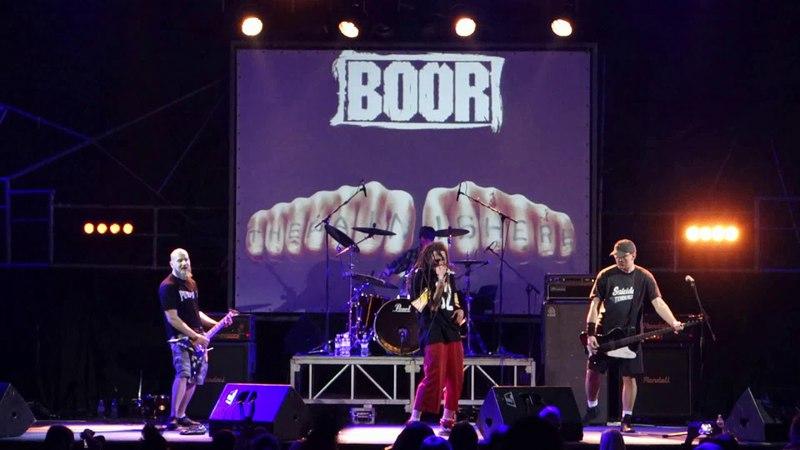 Boor - Six Feet Under (Live at Bingo club, Kiev, 16.03.2018)