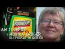 KenFM am Telefon Monika Krüger zu Glyphosat in der EU
