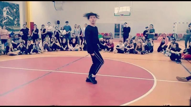 Виталий Савченко winter groove dance camp танцы на ТНТ