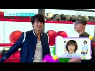 Фрагмент второго выпуска шоу «Fang Kai Wo Baby»