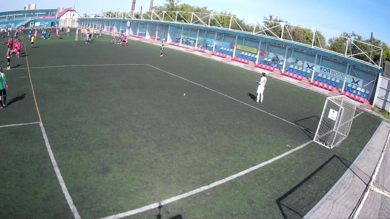 5 гол Захаров Д. в ворота Фантома