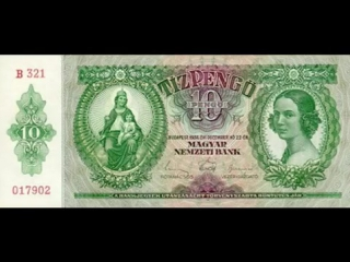 Banknotes Hungary_Hungarian Paper Money
