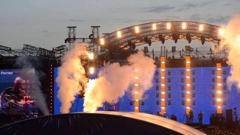 Звери Районы кварталы 2 Фестиваль фейерверков Москва 2018