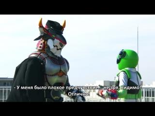 [FRT Sora] Space Sentai Kyuranger - High School Wars - 04 [720p]