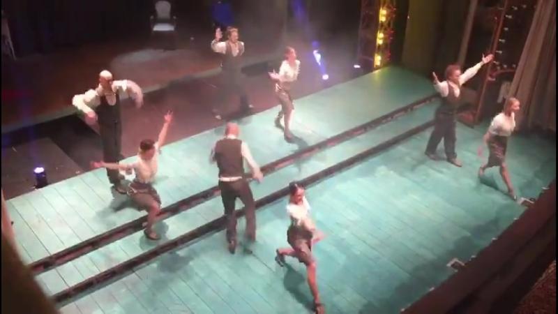 Спектакль Авантюристы и театр танца Exordium