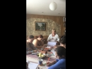 Начало семинара Рушник Судьбы