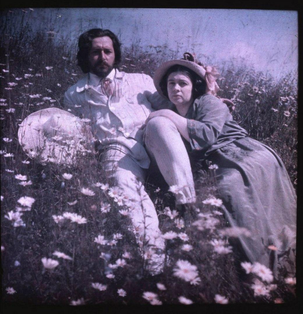 Леонид Андреев - фотограф, снимки 1900-1914 гг.