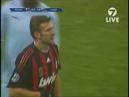 03.12.2008 Кубок Италии 1/8 финала Милан - Лацио (Рим) 1:2