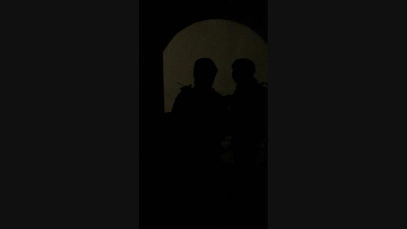 Война в темноте
