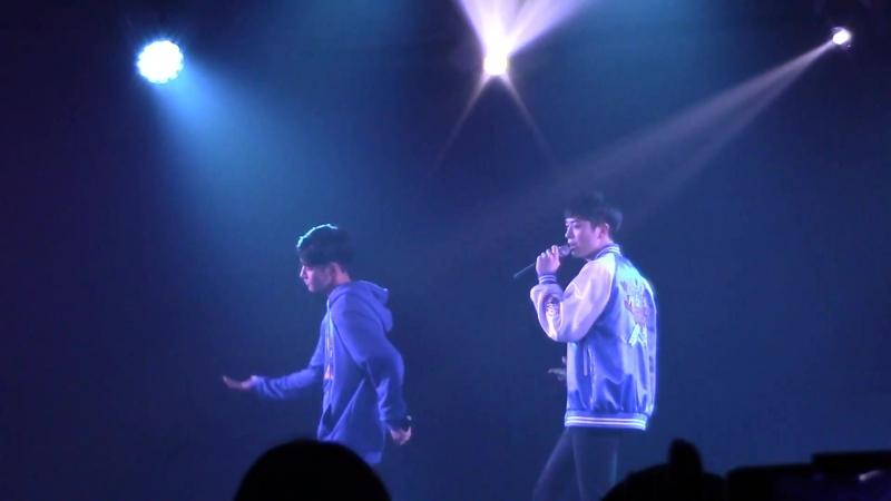 20180211 Выступление в HY Town Hall - Your Voice (Hyunkyung focus)