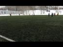 Мытищинская зима 4 тур Знамя-Олимпик 2-й тайм