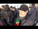 На митинг-концерт Россия в моем сердце в Грозном вышли более 170 тысяч человек.