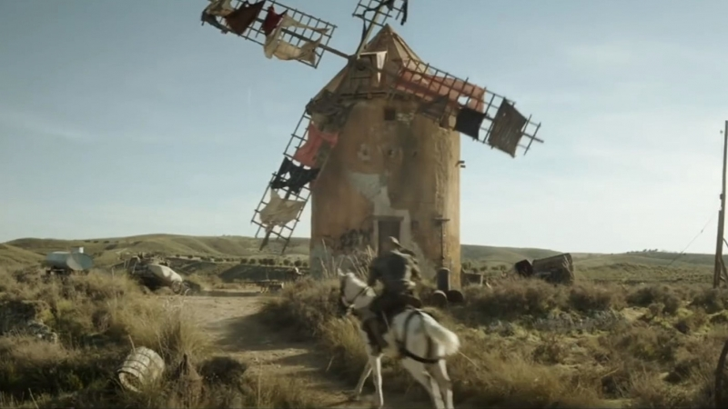 The Man Who Killed Don Quixote (2018)   Official Trailer HD [Eng]