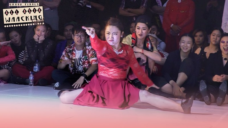 Chihiro (JPN) vs Danzel (INA) | Top8 | AAWF 2018 Grand Finals Bali, Indonesia by Etoile Dance