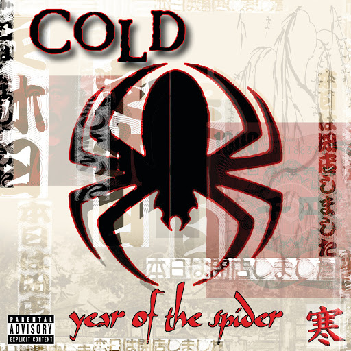 COLD альбом Year Of The Spider