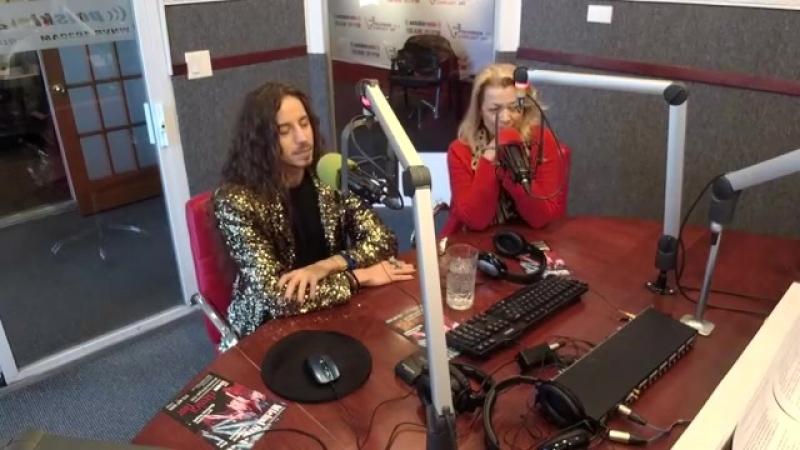 W studiu Polskie Radio 1030AM 104.7FM