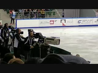 Фигурное катание в Красноярске