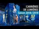 Les magnifiques Carrières de Lumières brillent sous les feux de Picasso Vidéo exposition YouTube
