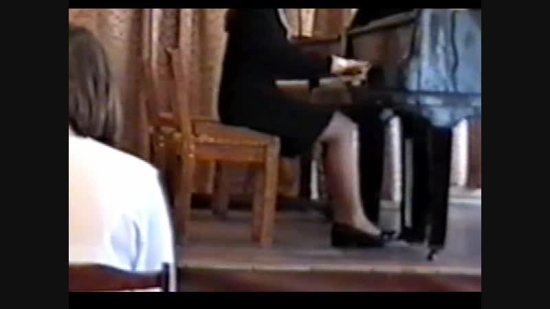V класс. rachmaninov polka italienne