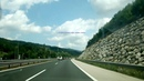 A1 motorway Slovenia. Путешествие по Европе. Автобаны в Европе. группа vk/avtooko сайт avtoregik Предупре
