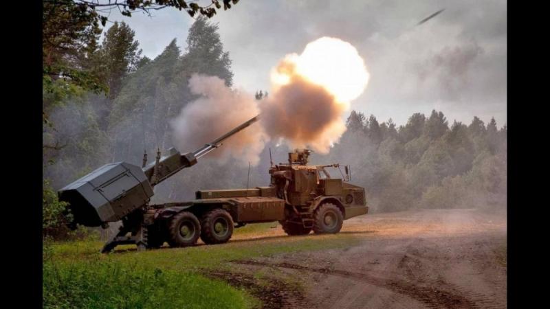На пути к профильному артиллеристу...