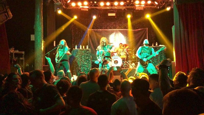 Soulfly Trees Dallas, TX 5-22-18