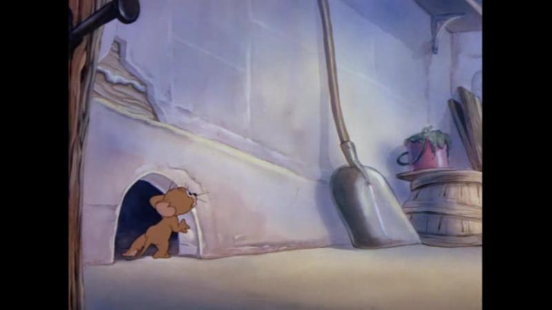 Том и Джерри 11 серия