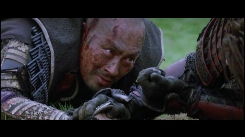 Последний бой Кацумото - Последний самурай (2003) [отрывок / фрагмент / эпизод]