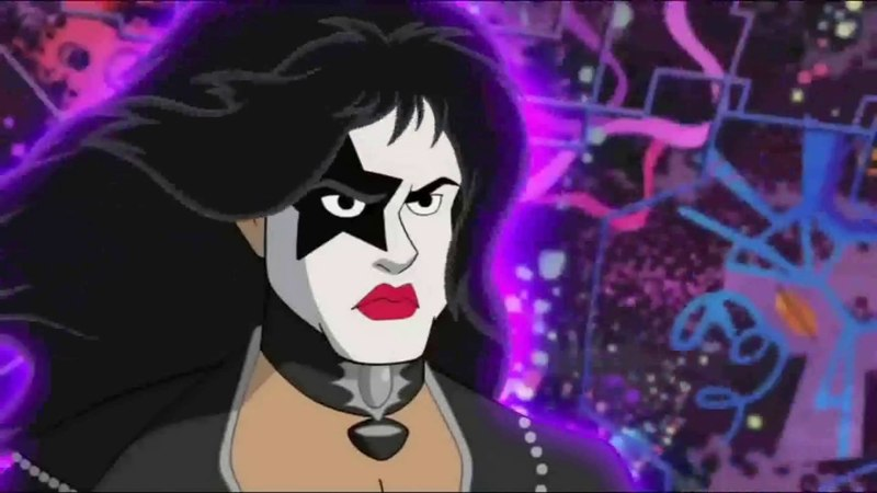 Scooby Doo! and Kiss: Rock and Roll Mystery - I Was Made For Lovin' You