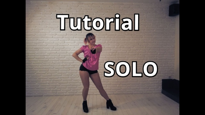 JENNIE 제니 - SOLO 솔로 Mirrored Slow Dance Tutorial by Friday Cookies