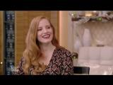 Джессика Честейн рассказала про свою свадьбу в Италии