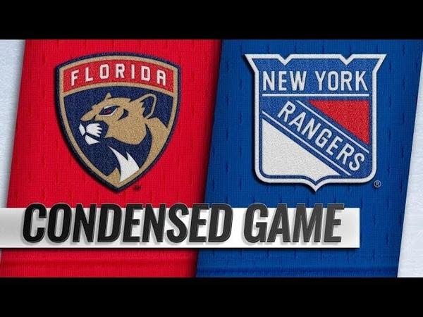 Florida Panthers vs New York Rangers | Nov.17, 2018 | Game Highlights | NHL 2018/19 | Обзор матча