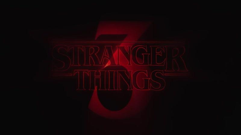 Stranger Things Season 3 ¦ Title Tease [HD] ¦ Netflix