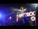 Глеб Самойлов the Matrixx Умереть за любовь Танцуй Tango Para El Dinero 12 08 2018 Санкт Петербург Космонавт