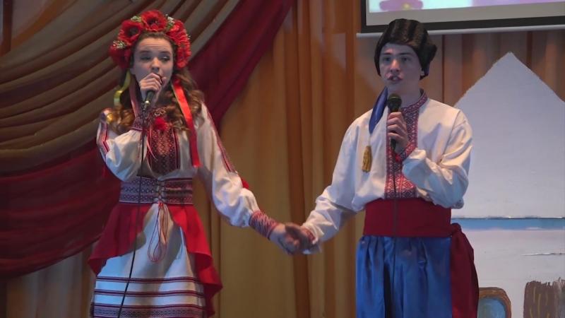 Олексій Маліновський та Юлія Шиманська - Святкова пісня