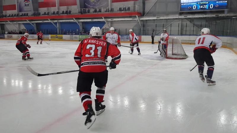 Евро Керамика Печоры Плесков 6 2 НХЛ