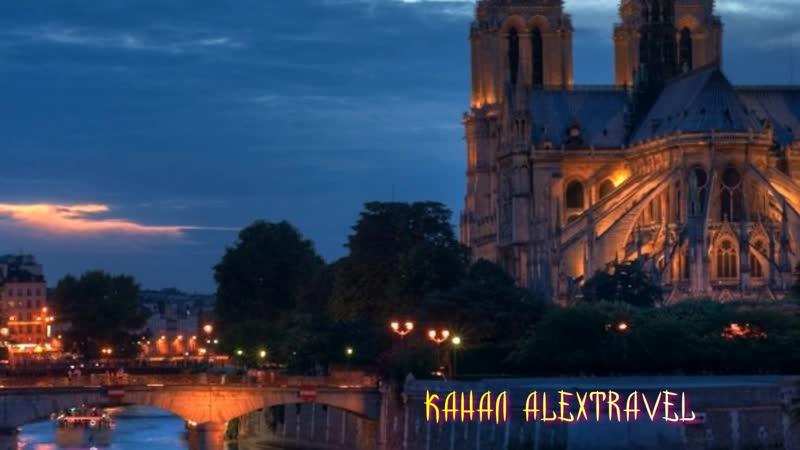 Собор Парижской Богоматери Notre Dame de Paris