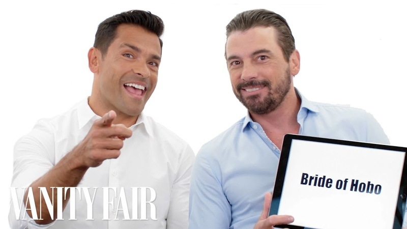 Riverdales Mark Consuelos and Skeet Ulrich Teach You Riverdale Slang | Vanity Fair