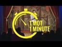 1 Mot 1 Minute Chauve Souris