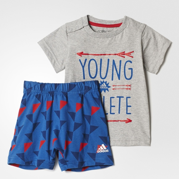 Комплект: футболка и шорты Fun