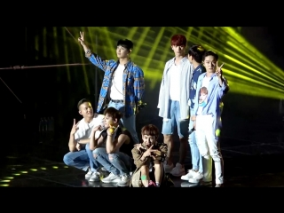 [FANCAM] 28.07.2018: BTOB - I Can't Live Without You @ K Star Concert