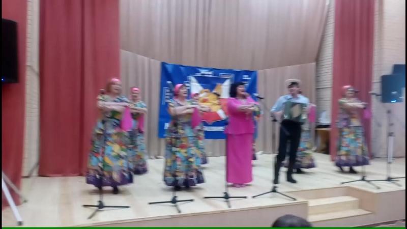 Битва хоров 555 школа Белогорье.дет сад- Ольховая.