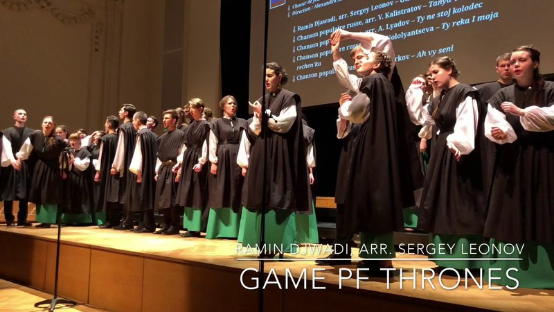Saint Petersburg Peter The Great Polytechnic University Chamber Choir: