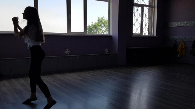 Екатеиина Работа в Студии эстрадного танца Эдельвейс. лето 2018 г.